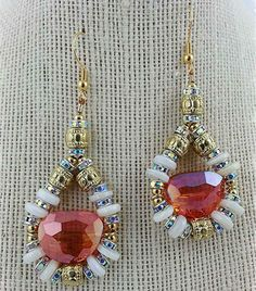 Seaside Sparkle Earrings Project