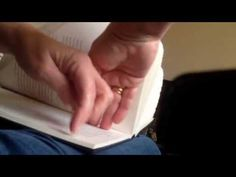 Book folding tutorial.... - YouTube