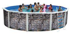 Buon pomeriggio amici. Oggi da PISCINE-FUORI-TERRA vogliamo mostrarvi una delle nostre piscine smontabili decorate, preparate con tutto ciò di cui avete bisogno per divertirvi, incluso depuratrice e scala. Al prezzo più economico del mercato. Quest'estate fai la differenza. Visita la nostra pagina web: http://www.piscinefuori-terra.com/piscine-fuori-terra-decorate-toi-piedra-gris