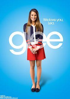 We love you Lea ❤ #Glee #LeaMichele
