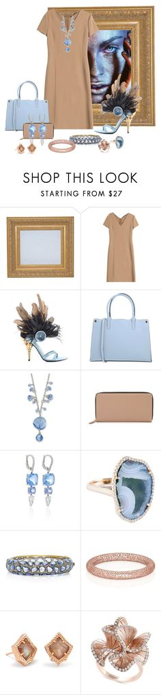 """Untitled #3224"" by quitabaity ❤ liked on Polyvore featuring Agnona, Prada, Manoukian, 1928, Lodis, Sidney Garber, Sanjay Kasliwal, Kendra Scott and Effy Jewelry"