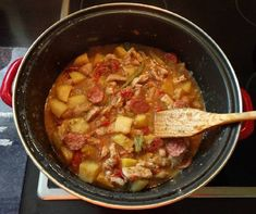 Ratatouille, Pork, Food And Drink, Beef, Dinner, Cooking, Ethnic Recipes, Red Peppers, Kale Stir Fry
