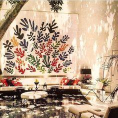 Instagram Matisse, Porches, Like Instagram, Instagram Posts, Aurelie Bidermann, Next At Home, Hanging Art, Outdoor Rooms, Tree Branches