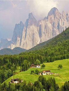 Dolomite,Italy