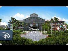 Discover a place where simple pleasures flourish and southern hospitality abounds at Disney's Port Orleans Resorts – Riverside & French Quarter. These two pi...