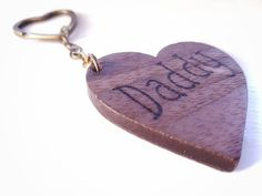 Personalised Wooden Gifts & Keepsakes by CottonBranches Name Keyrings, Photo Keyrings, Short Messages, Valentines Day Gifts For Him, Wooden Gifts, Wooden Hearts, Pyrography, Heart Shapes, Dog Tag Necklace