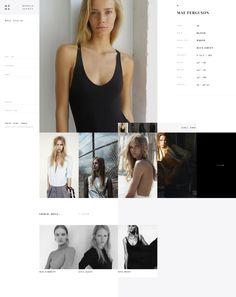 MMDA model viewing | #ui #ux #userexperience #website #webdesign #design #minimal #minimalism #art #white #orange #blue #travel #map #ecommerce #fashion