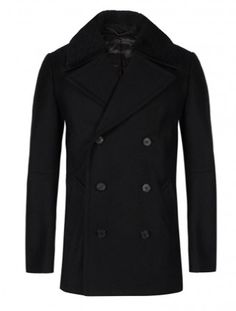 All Saints Pea Coat