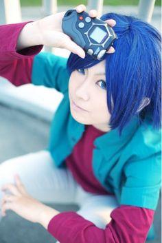 Koichi Kimura cosplay