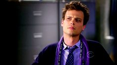 Matthew Gray Gubler.  sighhh