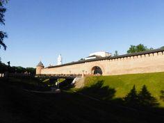 Kremlin de Novgorod #instantVDS16