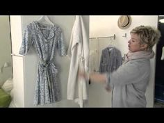 ▶ Building a walk-in closet in a small bedroom before bedtime - YouTube