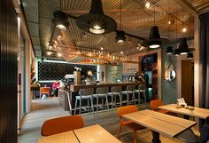 DogAteDove restaurant on Interior Design Served
