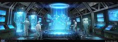 Science Lab - computergrafik og animation - Render.ru