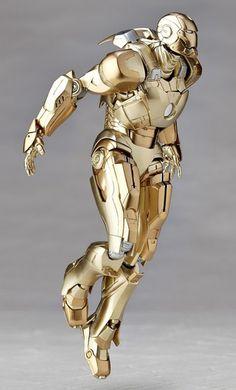 Iron Man Midas - Mark XXI