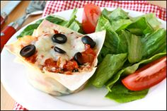 Healthy Pizza Recipes, Low-Calorie Pizza Recipes   Hungry Girl