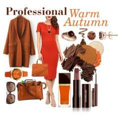 Professional - Warm Autumn