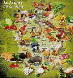 le patrimoine alimentaire