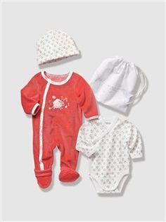 9179d2a8e38 Ensemble bébé fille   garçon Naissance fille 0-18 mois - Vêtements bébés.  Newborn Baby ...