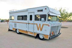 1972 Winnebago Brave Custom RV