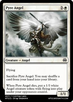 Magic: The Gathering, MTG) White Torment Mtg Magic Rare 4x x4 Losse kaarten 4 PLAYED Angel of Retribution