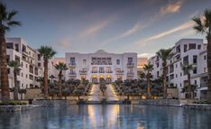 The Four Seasons Hotel Tunis. Where to Go in 2018 - Bloomberg