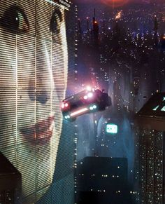 Blade Runner. - Follow the podcast https://www.facebook.com/ScreenWolf and https://twitter.com/screen_wolf
