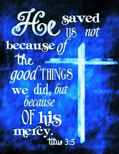 Titus 3:5