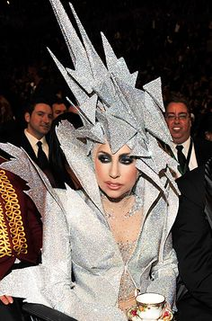 The Most Outrageous Celebrity #Hats: #LadyGaga http://news.instyle.com/photo-gallery/?postgallery=110545#9