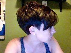 pixie hairstyle | Tumblr