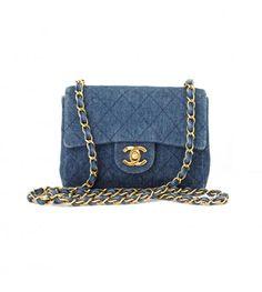 CHANEL : Vintage Shoulder Bag.... next up chanel bags i luv this
