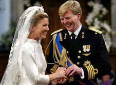 10th wedding anniversary of Máxima and Willem-Alexander