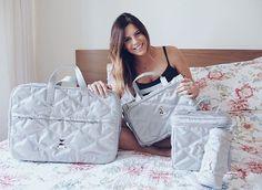 """Rúbia Baricelli: """"já quero arrumar a mala de maternidade da Helena!"""""""