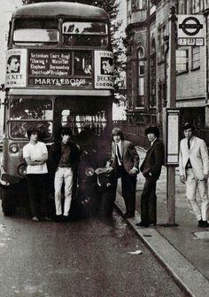 Rolling Stones, London mid 60's
