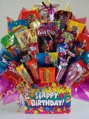 Candy Bouquet, Sweet Celebrations by Stacey