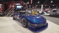 Danny Popp's 2003 Chevrolet #Corvette is one of the very best C5s in the world. #DriveOPTIMA