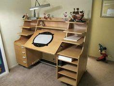 Dream Animation Desk