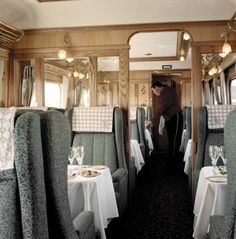 Northern Belle & British Pullman Orient Express with thedreamtravelgroup.co.uk