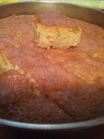 ΜΑΓΕΙΡΙΚΗ ΚΑΙ ΣΥΝΤΑΓΕΣ 2: Γλυκό ταψιού με ινδοκάρυδο !!!! Greek Sweets, My Cookbook, Greek Recipes, Cornbread, Banana Bread, Cake Recipes, Blog, Deserts, Favorite Recipes