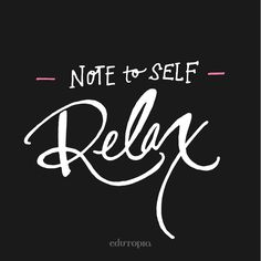 A teacher's work is never done, but don't forget to take some time for yourself this summer.