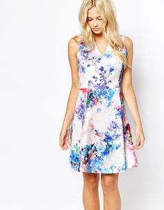 €88 ASOS Oasis+Floral+Latern+Dress