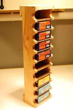 Picture of The 1lb Boxed Screw Storage Rack