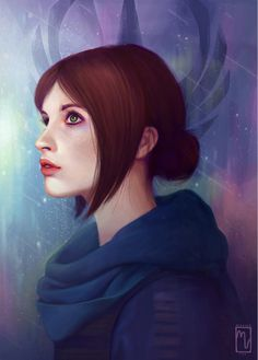 """Jyn Erso - Star Wars Rogue One""  maxinevee.paigeeworld.com   #digital #rogue…"