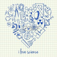 School Clipart I Love Science is part of Science Images Art - Show your love of science with this free classroom clipart! Printable science images are fun and a great way to decorate your Physical Activities For Toddlers, Science For Kids, Physics Projects, Science Fair Projects, Physics Tattoos, Physics Poster, Science Drawing, Biology Drawing, Science Doodles