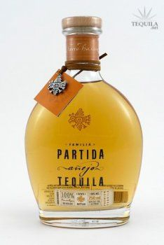 Partida Tequila Anejo - Tequila Reviews at TEQUILA.net