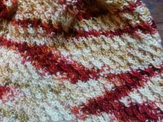Finally finished this pattern Koolhaus in the most incredible custom dyed yarn ever from Bohemia Fibers