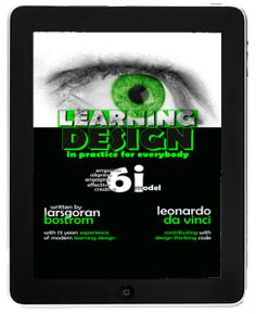 Practical guide including the 6iModel for creative projects and everythingelse about learning design Knowledge Society, Learning, Google Play, Audio Books, November, Coding, Writing, Creative, Projects