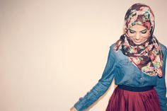 Fesyen Muslimah Tetap Boleh Buat Anda Tampil Penuh Gaya | http://www.wom.my/stail/fesyen-muslimah/