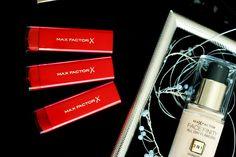 Max Factor *czerwone pomadki Marylin Monroe