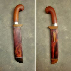 Golok tradisional khas betawi, indonesia Woodart